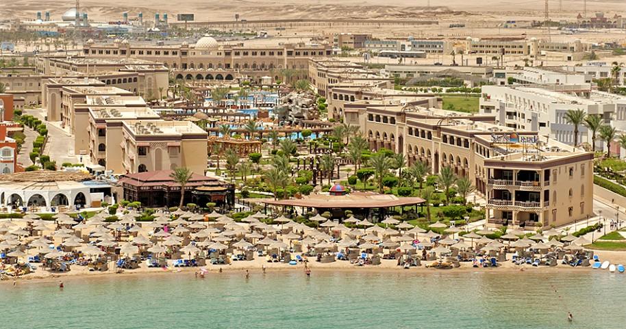 Hotel Sentido Mamlouk Palace Resort & Spa (fotografie 13)