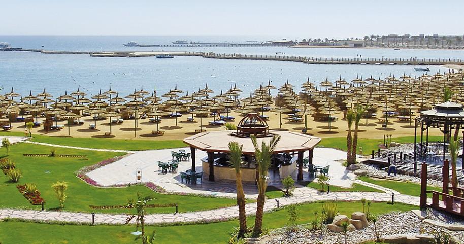 Hotel Sentido Mamlouk Palace Resort & Spa (fotografie 9)