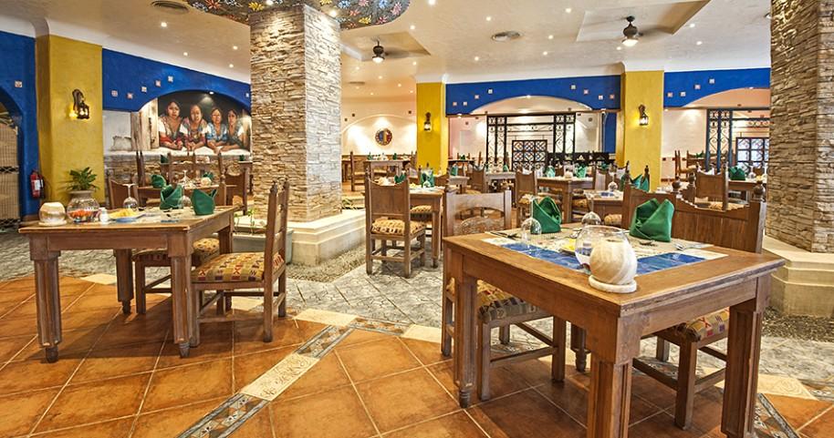 Hotel Sentido Mamlouk Palace Resort & Spa (fotografie 12)