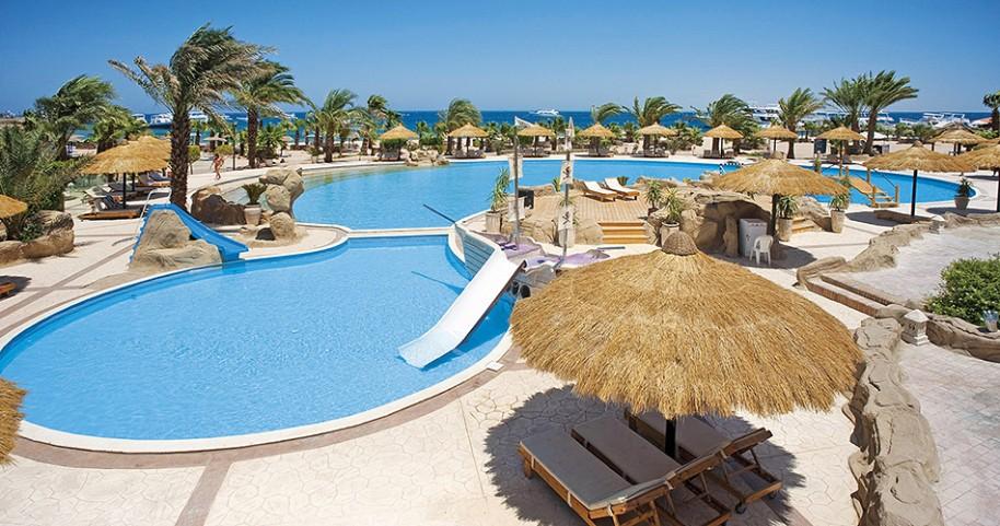 Hotel Lotus Bay Safaga (fotografie 1)