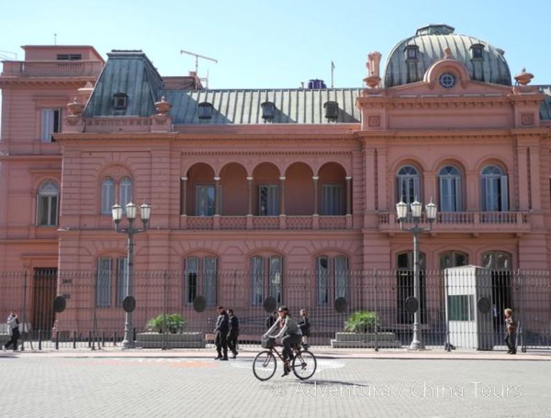 Argentina s návštěvou Uruguaye a Paraguaye (fotografie 12)