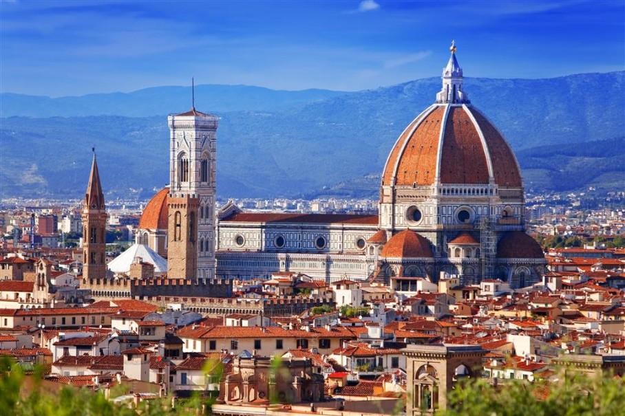 4denní Florencie a Cinque Terre (fotografie 1)