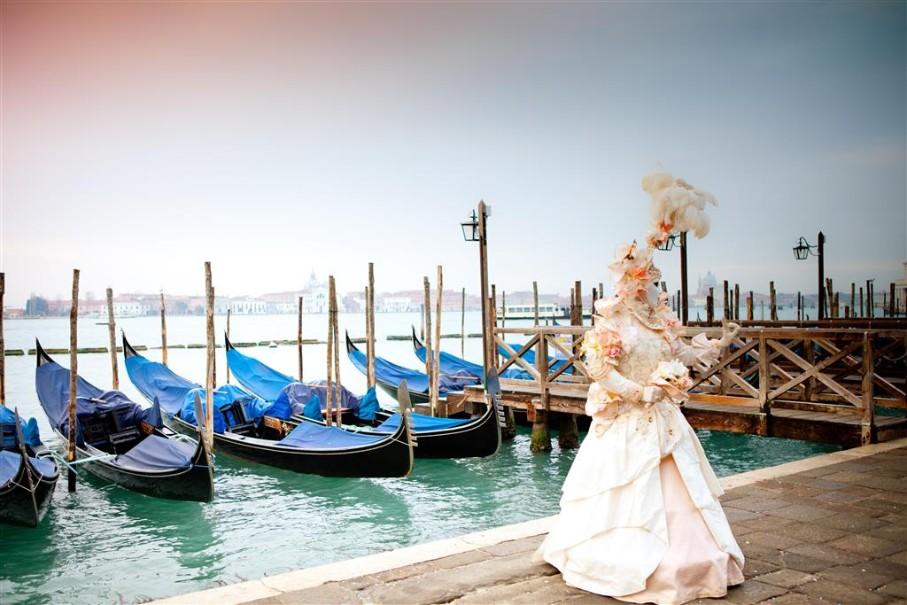 Karneval v Benátkách (fotografie 10)