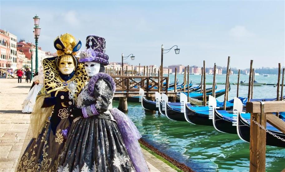 Karneval v Benátkách (fotografie 11)