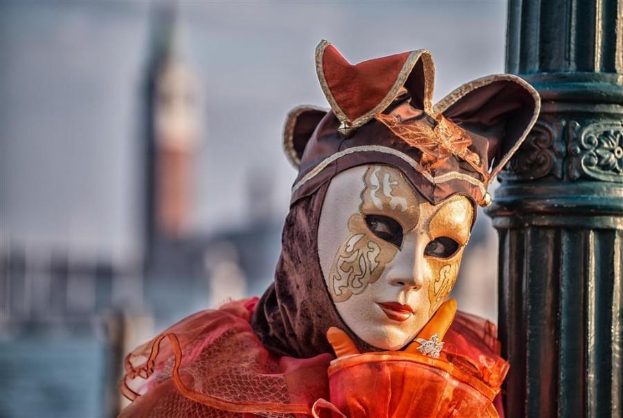 Karneval v Benátkách (fotografie 17)