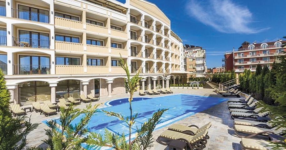 Hotel Siena Palace (fotografie 1)