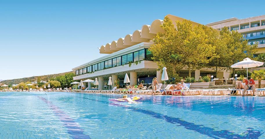 Hotel Royal Belvedere (fotografie 1)