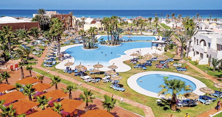 Hotel Welcome Meridiana Djerba (fotografie 1)
