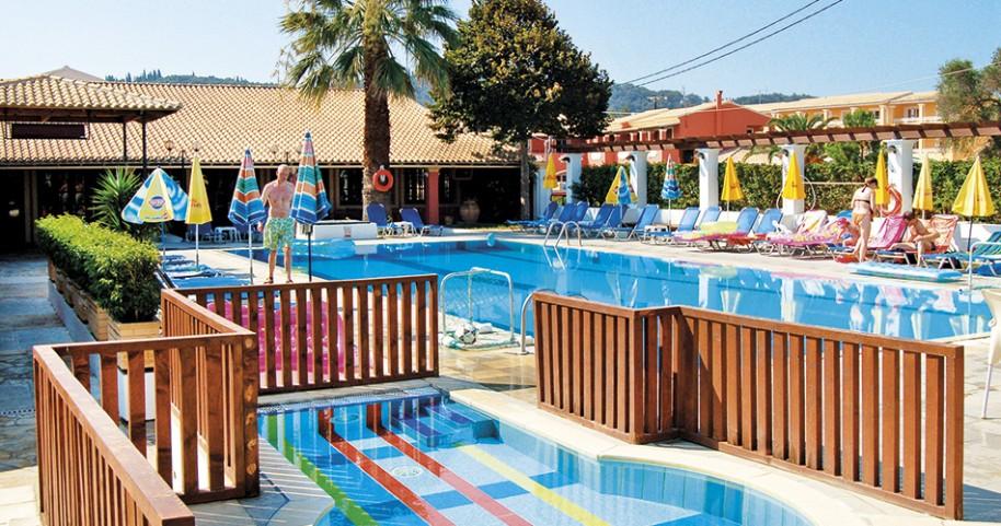 Hotel Summertime (fotografie 1)