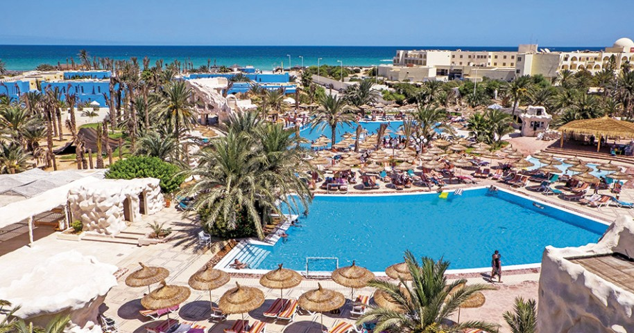 Hotel Welcome Baya Beach & Thalasso (fotografie 1)