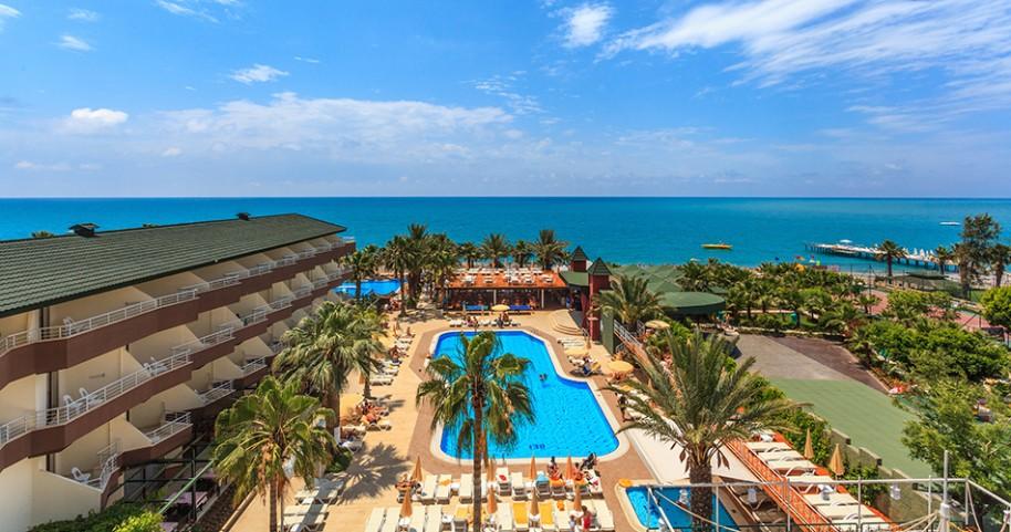 Hotel Galeri Resort (fotografie 1)