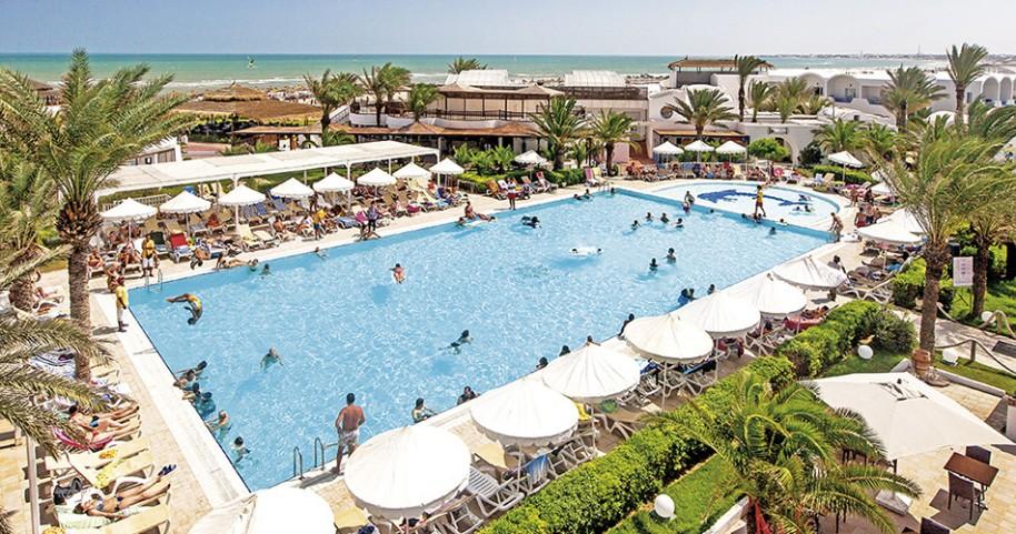 Hotel Meninx Resort & Aquapark (fotografie 1)