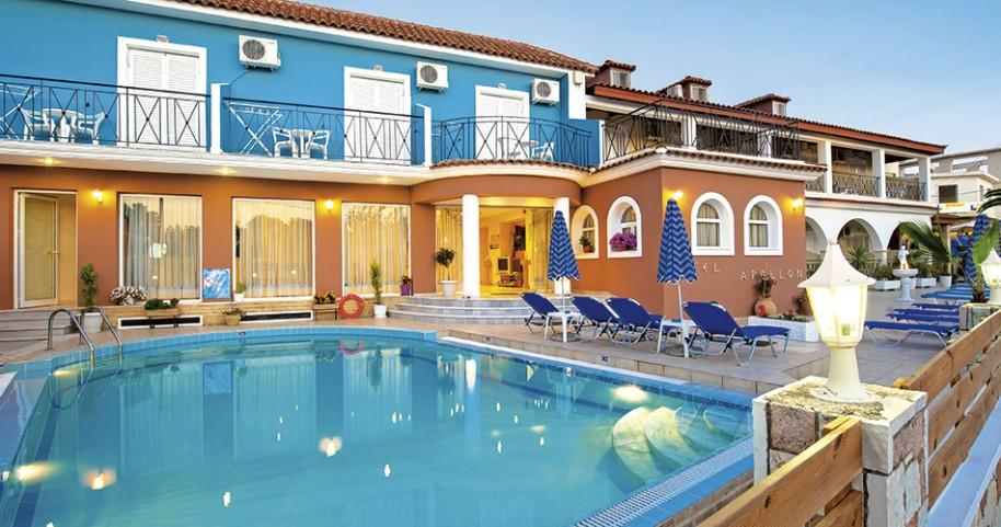 Hotel Apollon (fotografie 1)
