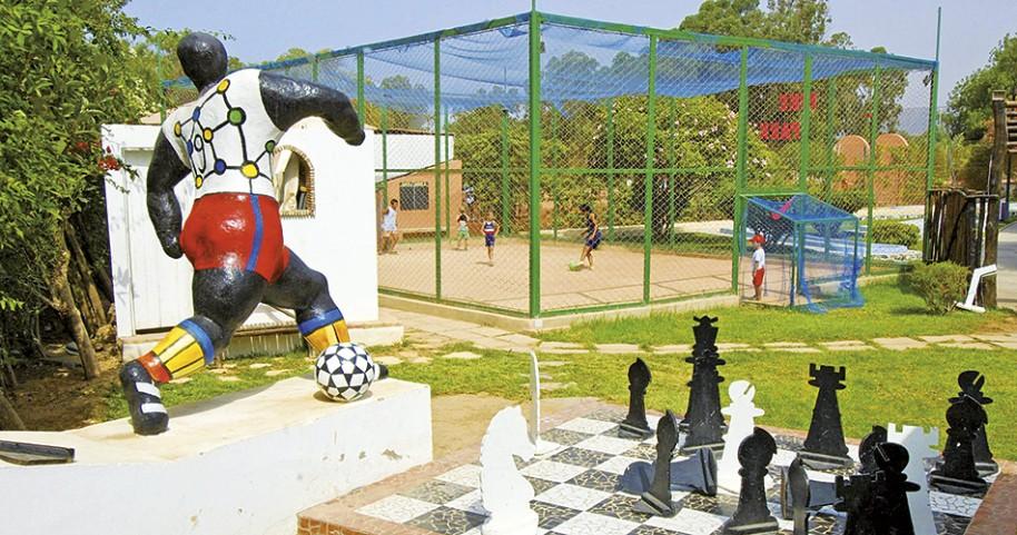 Hotel Caribbean Village El Pueblo Tamlelt (fotografie 6)