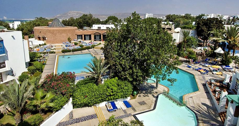 Hotel Caribbean Village El Pueblo Tamlelt (fotografie 10)