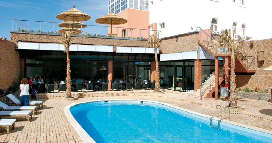 Hotel Omega (fotografie 1)