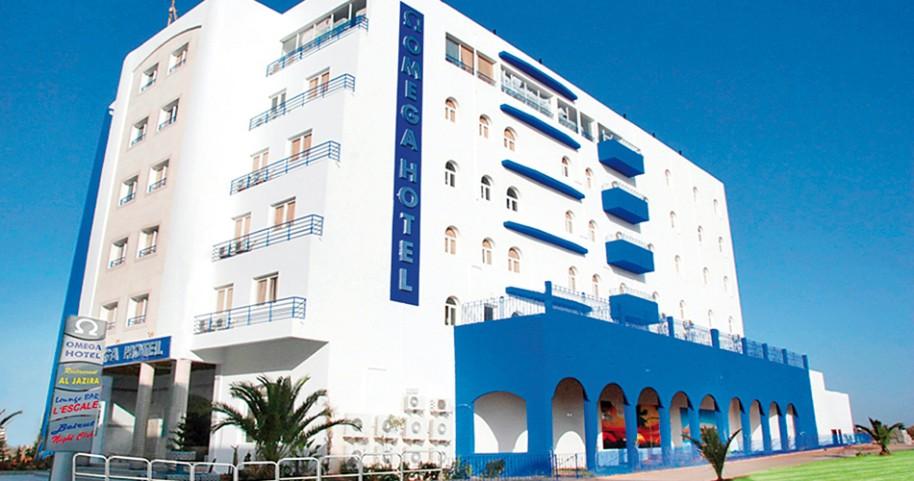 Hotel Omega (fotografie 5)