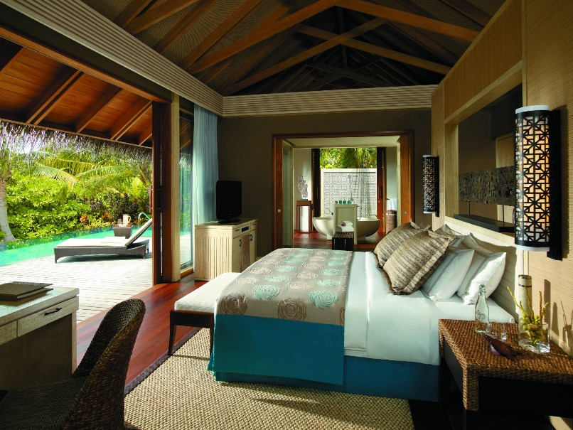Hotel Shangrila´s Villingili Resort And Spa (fotografie 4)