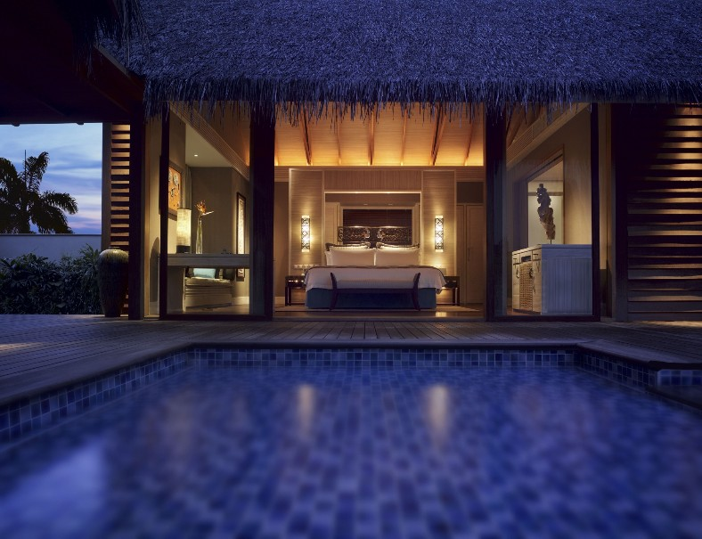 Hotel Shangrila´s Villingili Resort And Spa (fotografie 7)