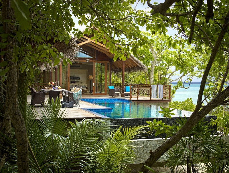 Hotel Shangrila´s Villingili Resort And Spa (fotografie 12)