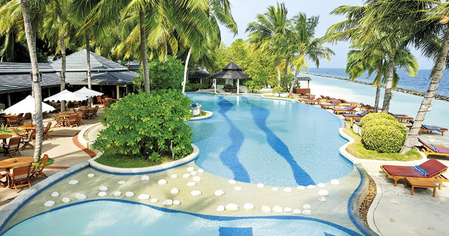Hotel Royal Island Resort & Spa (fotografie 1)