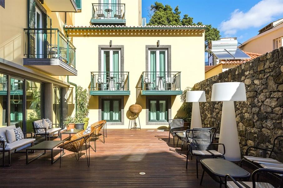 Hotel Castanheiro (fotografie 1)