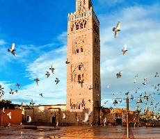 Okruh královskými městy Maroka – Akce Senior 50+