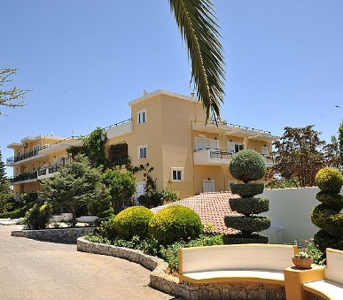 Hotel Vantaris Garden (hlavní fotografie)