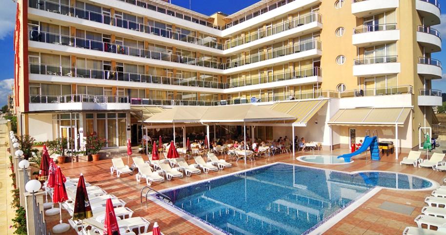 Hotel Plamena Palace (fotografie 1)