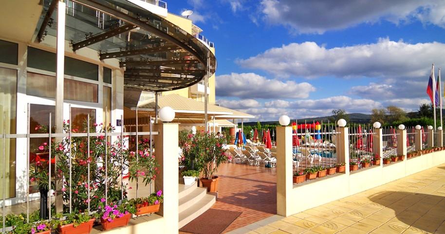Hotel Plamena Palace (fotografie 15)