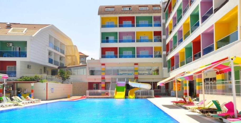 Hotel Blue Paradise Side 55+ (fotografie 10)