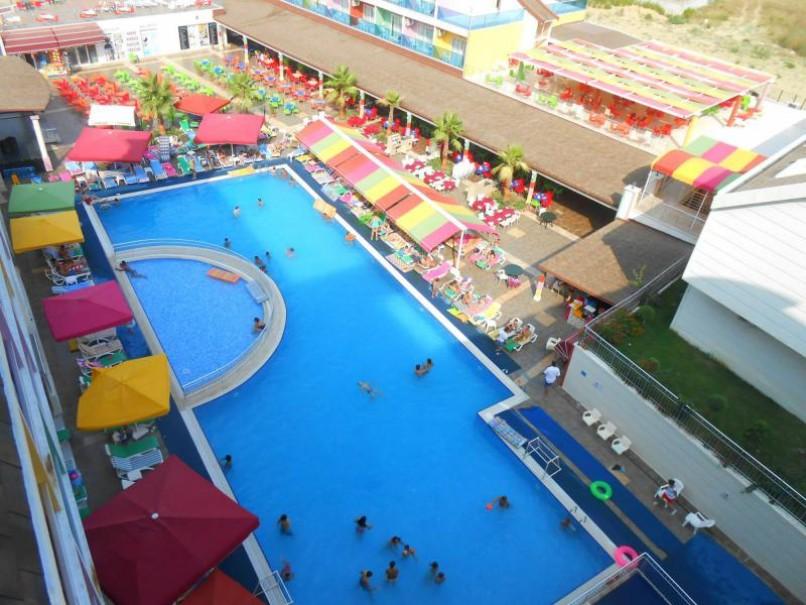 Hotel Blue Paradise Side 55+ (fotografie 14)