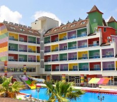 Hotel Blue Paradise Side 55+