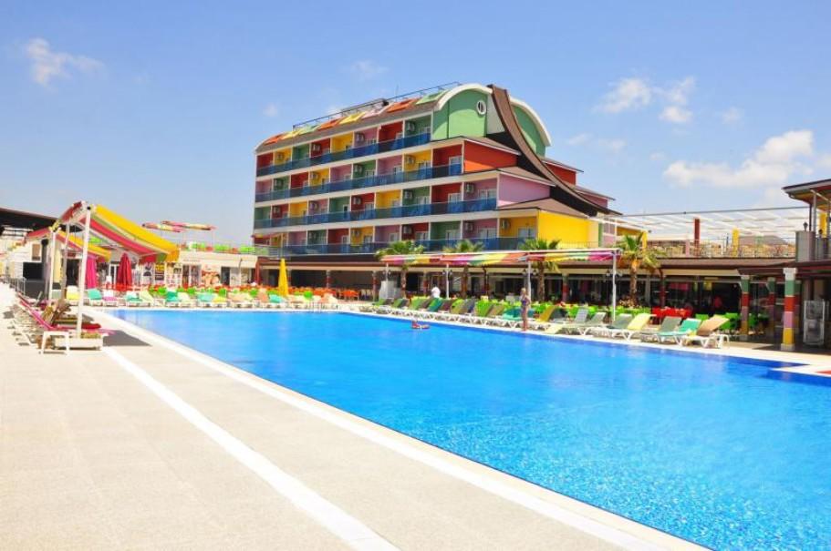 Hotel Blue Paradise Side 55+ (fotografie 12)