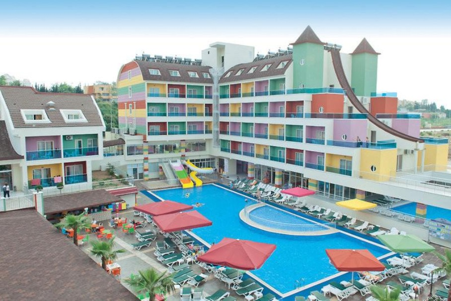 Hotel Blue Paradise Side 55+ (fotografie 8)