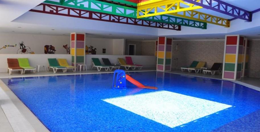 Hotel Blue Paradise Side 55+ (fotografie 17)