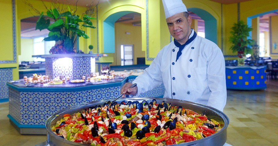 Magic Hotel Caribbean World Mahdia (fotografie 14)