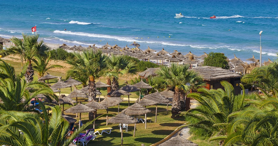 Hotel Caribbean World Mahdia (fotografie 17)
