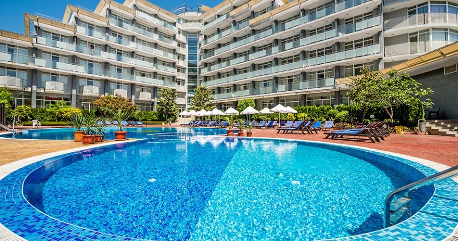 Hotel Perla (fotografie 1)