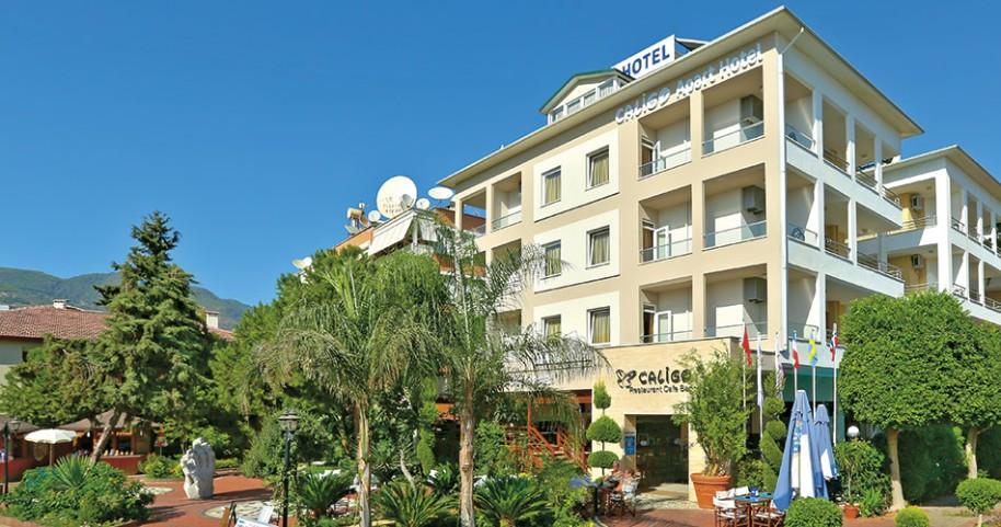 Caligo Apart Hotel (fotografie 1)