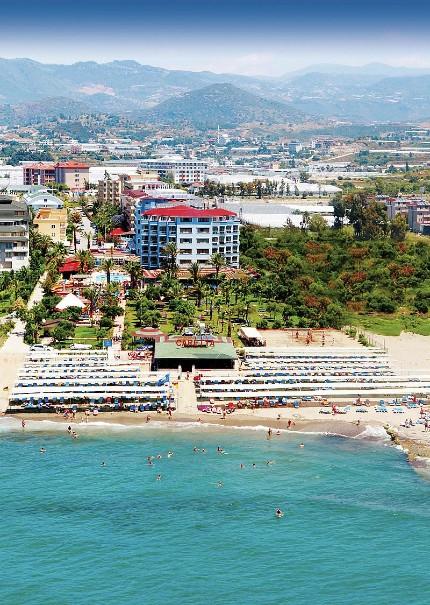 Hotel Caretta Beach (fotografie 6)