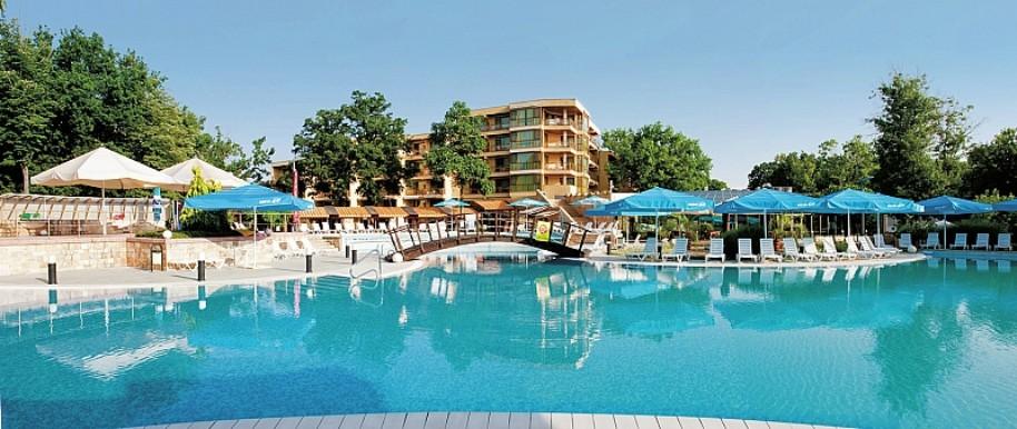 Hotel Funtazie Klub Les Magnolias (fotografie 1)