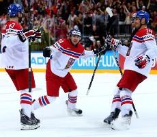 MS v hokeji 2020, ČR - SWE a BLR