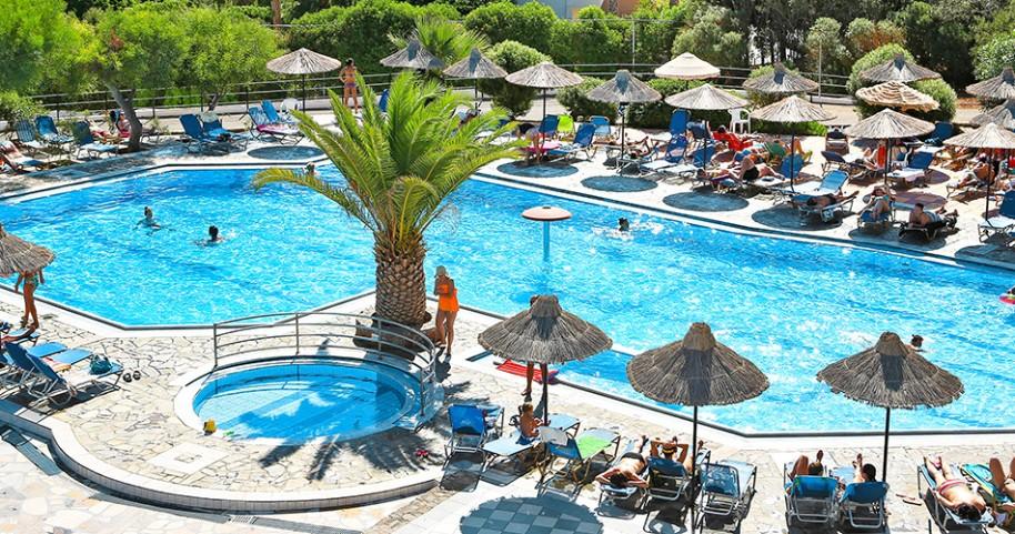 Hotel Semiramis Village (fotografie 8)