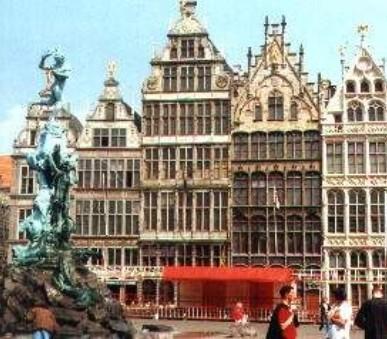 Přitažlivé Holandsko a romantická Belgie