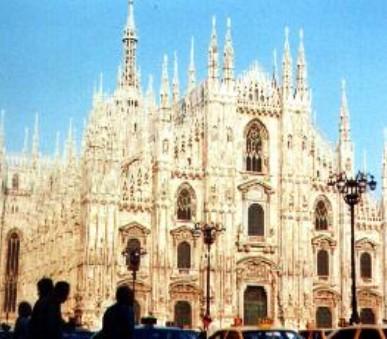 Supersilvestr v Miláně ! Začínáme v Innsbrucku a končíme v metropoli módy Miláně