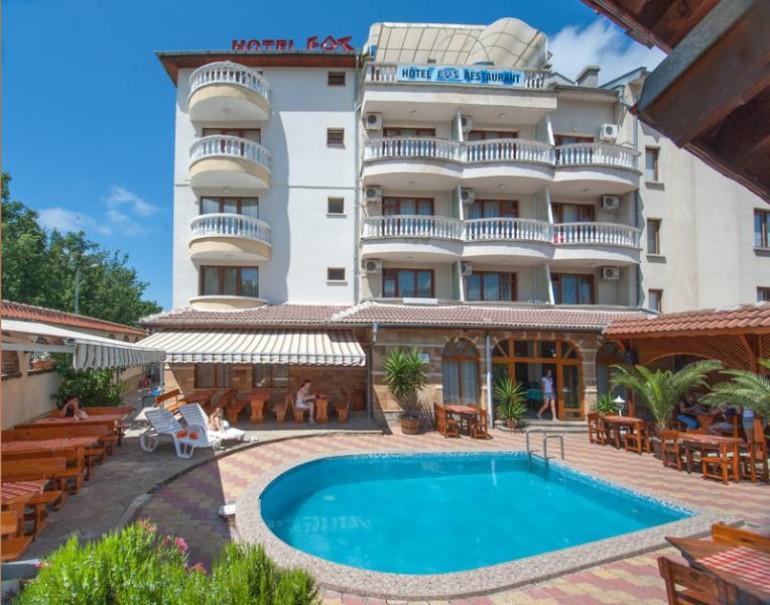 Hotel Eos (fotografie 1)
