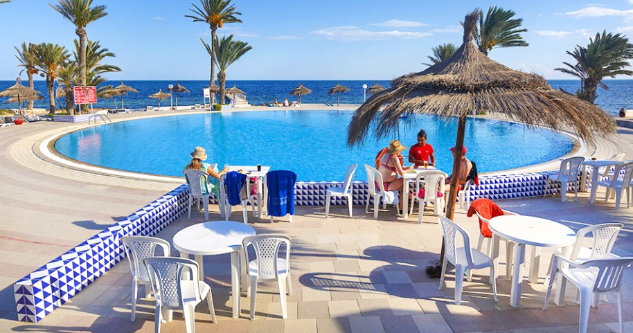 Hotel El Mouradi Djerba Menzel (fotografie 14)
