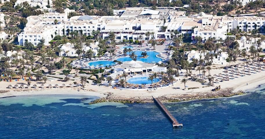 Hotel El Mouradi Djerba Menzel (fotografie 12)