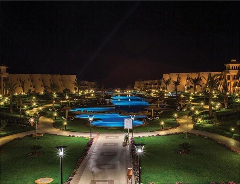 Hotel Jasmine Palace Resort (fotografie 11)